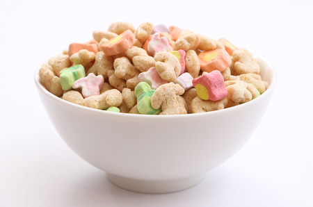 Marshmallow Cereal