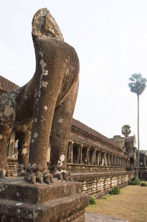 Angkor Wat at Cambodia