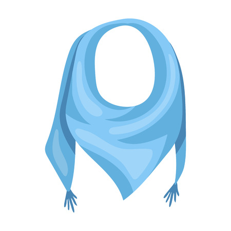 9ccdd178cb3 blue summer bandana from the sun.Bandana with knots on the ends.Scarves and