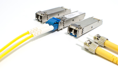 SFP Module with Fiber Optic Patch cord
