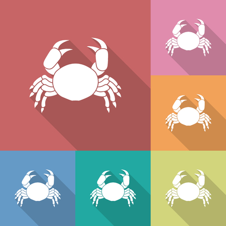 Icon of crab