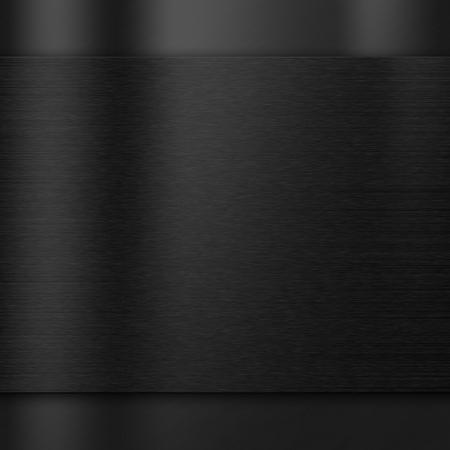 Brushed metal texture dark background