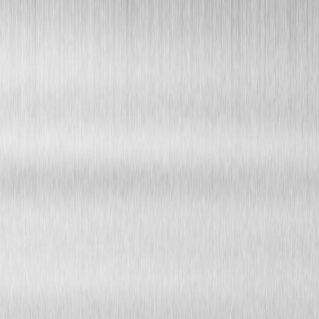 Photo pour Brushed metal texture background - image libre de droit