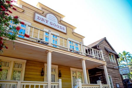 CHIBA, JAPAN: Notion's Cutlery Grocery Dry Goods, Tokyo Disneyland