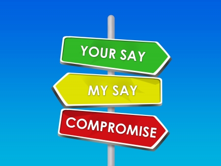 Compromise - Settling Our Differences in Agreement