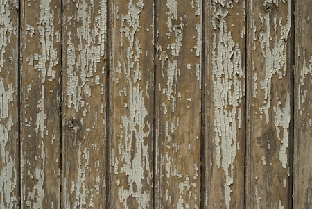 Texture of old wooden boards backgroundの写真素材