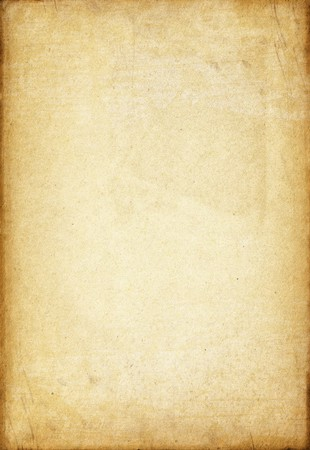 Vintage paper high detailed background