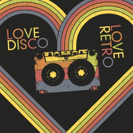 Love Disco, Love Retro.