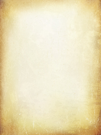 Illustration pour Grunge vintage old paper background. Vector - image libre de droit