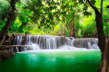Mystical Thailand Waterfall