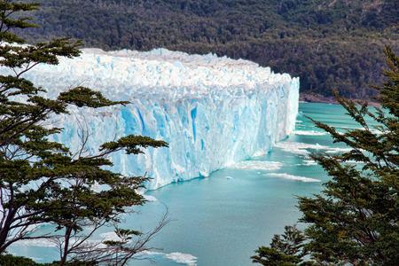 Perito Moreno Glacier far