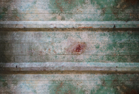 Foto de dark dirty rusty meatl steel wall texture for design wall background. - Imagen libre de derechos