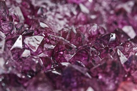 purple amethyst quartz