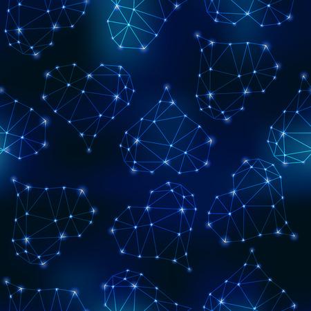 Star murals starry sky wallpaper for Constellation ceiling mural