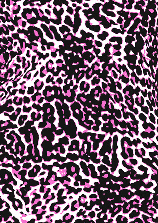 african animal fur pattern designのイラスト素材