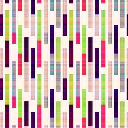 Ilustración de seamless abstract geometric striped pattern - Imagen libre de derechos