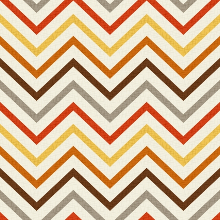 Retro Zig Zag Pattern Wallpaper
