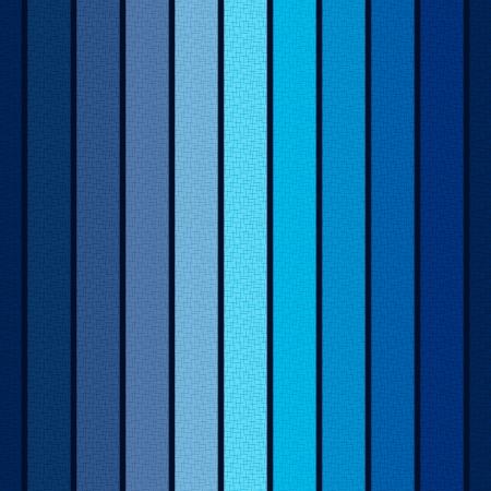 Illustration pour seamless retro vertical lines pattern  - image libre de droit