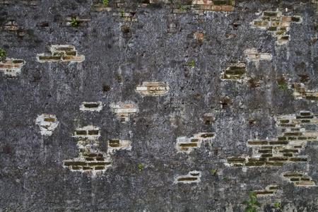 Aging Brick wall