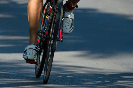 Photo pour cycling competition - image libre de droit