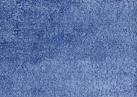 Photo pour Abstract blue textile towel texture. Background and texture. - image libre de droit
