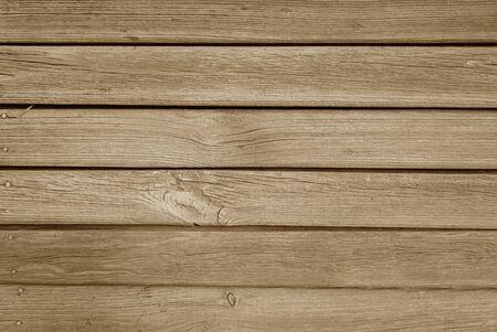Photo pour Old grungy wooden planks background in brown color. Abstract background and texture for design. - image libre de droit