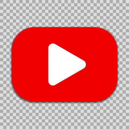 Illustration pour Video Player Button – for stock - image libre de droit