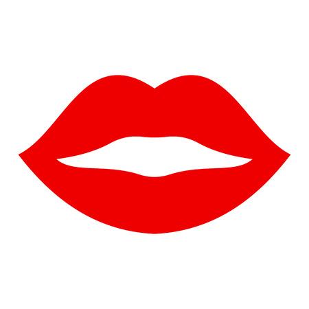 Photo pour Kiss lip – stock vector - image libre de droit