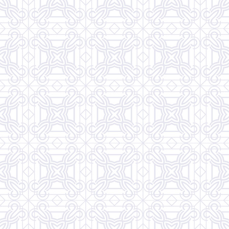 Illustration pour Abstract pattern in arabian style. Seamless vector background. Graphic modern art deco pattern - image libre de droit