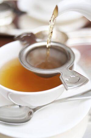 Tea strainer and tea