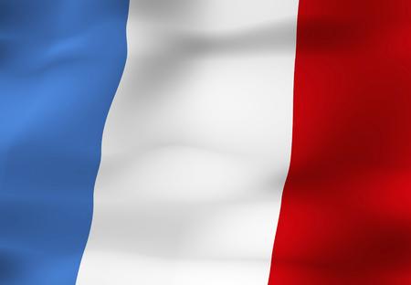 フランス国旗の写真イラスト素材 Foryourimages