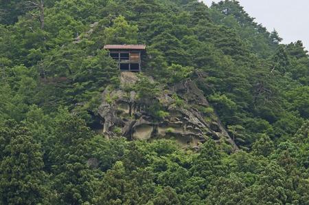 Temple walk-Yamagami of Kaisan-do and Godaido
