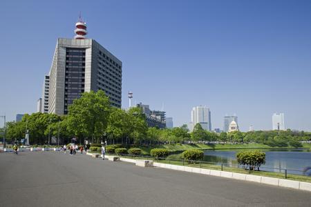 Early summer you Horihata