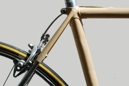 Vintage Italian Road Bicycle from the