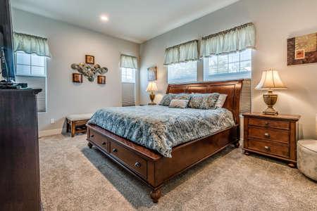 Photo pour A room perfect for a sweet family. - image libre de droit