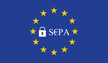 SEPA - Single Euro Payments Area.