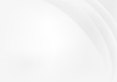 Illustration pour white elegant business background vector wave lines wavy - image libre de droit