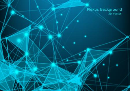Illustration pour Abstract futuristic technology background - image libre de droit