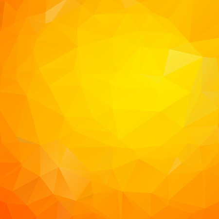 Illustration for Background modern texture triangle geometry abstract yellow lines - Royalty Free Image