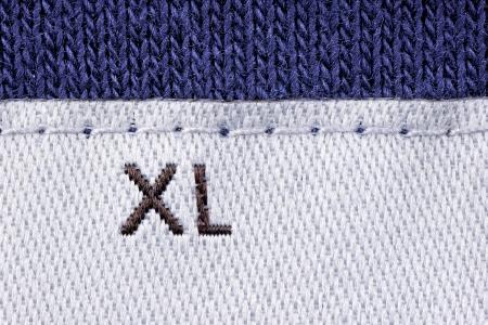 Brand clothing size xl