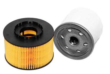 Automobile oil filters