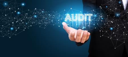 Photo pour Business showing Audit. Audit concept. - image libre de droit