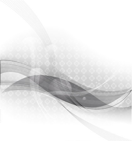 abstract vector background with gray stripes