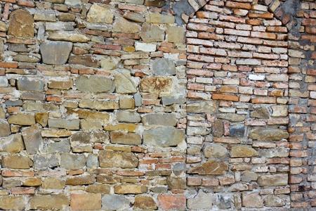 hidden brick wall window