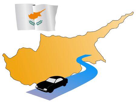 roads of Cyprus