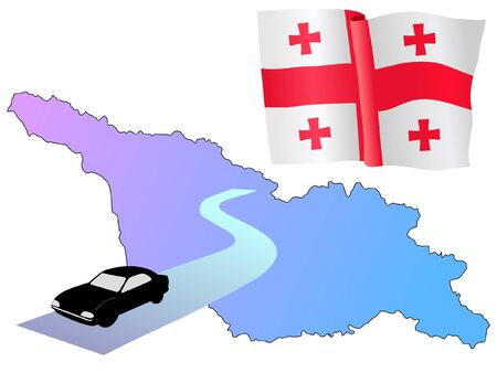 roads of Georgia