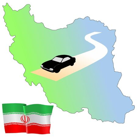 roads of Iran
