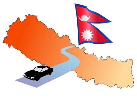 roads of Nepal