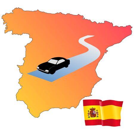 roads of Spain