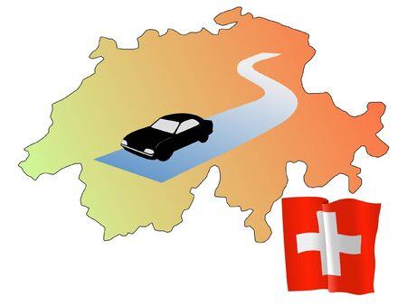 roads of Switzerland
